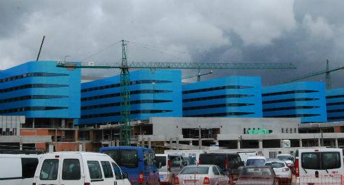 El traslado al nuevo hospital afectará a las listas de espera de Vigo, las más altas de todo el Estado