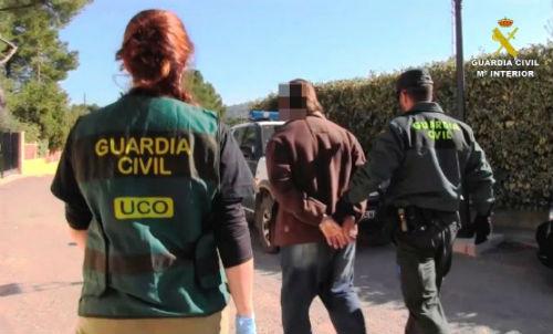 35 detenidos, dos de ellos en A Coruña, en una operación en la que se han intervenido 1.500 kilos de cocaína