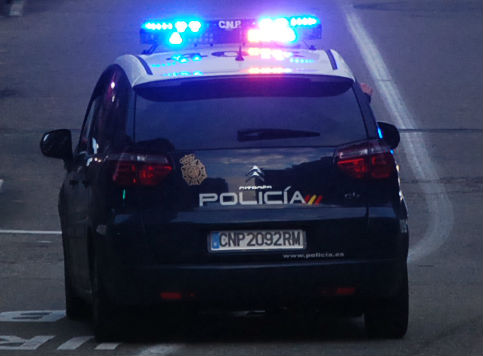 Detienen en Vigo a un chico de 15 años acusado de un delito de robo con violencia