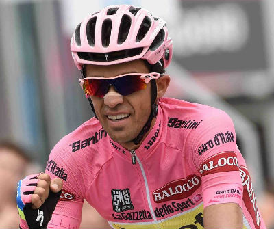 Contador ha vinto il Giro d'Italia