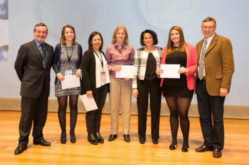 La Sanidad Pública de Vigo recibe una de las cuatro becas  'Becas de innovación en Salud 2015'