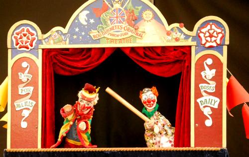 En Redondela, este fin de semana, el mejor espectáculo de títeres del mundo.