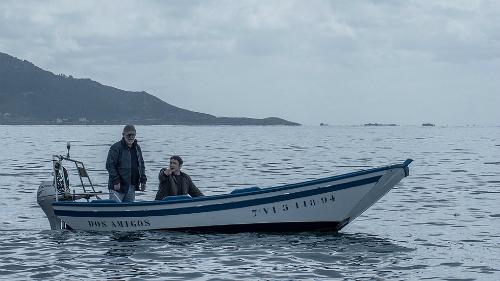 TVE difunde un trailler de 'La playa de los ahogados', la película basada en la novela de Domingo Villar