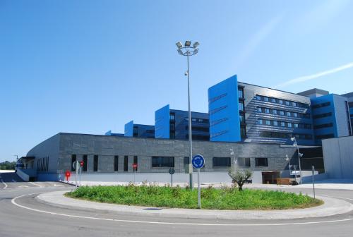 Primer día de la nueva ruta de Vitrasa al nuevo hospital