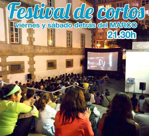 El viernes y el sábado, detrás del MARCO, cine al aire libre con 'Curtas na rúa'