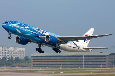 El gobierno de Malasia confirma que los restos encontrados son de un 777, pero no confirma que sean de Malaysia Airlines