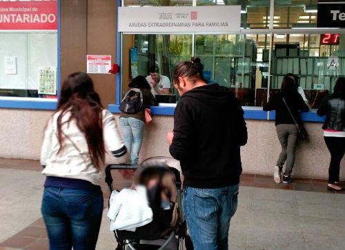 O goberno local aproba un incremento de 100.000 € da partida para emerxencias sociais das familias