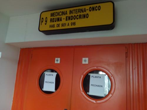El traslado al nuevo hospital se suspende por falta del 100% de garantías  en la calidad del aire en servicios críticos