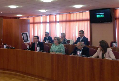 """La portavoz del PP en Vigo dice que las denuncias de pacientes y personal del Álvaro Cunqueiro son """"patrañas"""""""