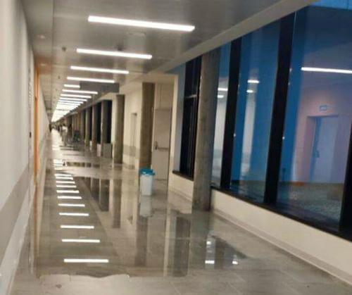 Denuncian en la Fiscalía que el nuevo hospital se abrió para que las concesionarias empezasen a cobrar