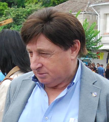 El alcalde popular de Salvaterra apoyó la manifestación contra el nuevo hospital