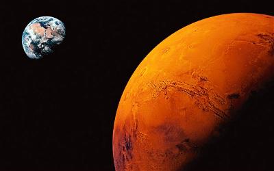 La NASA confirma que ha descubierto agua en Marte