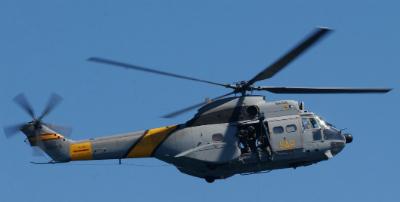 Aparecen los cadáveres de los tres militares que tripulaban el helicóptero desaparecido hace una semana en el Atlántico