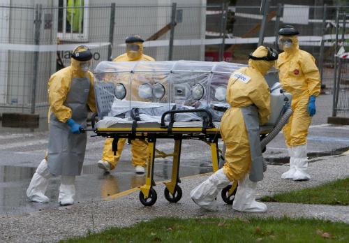 Los análisis confirman que el joven aislado en el Meixoeiro no tiene ébola