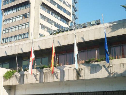 Tres días de luto oficial en Vigo por el asesinato machista de una mujer de 70 años en O Calvario