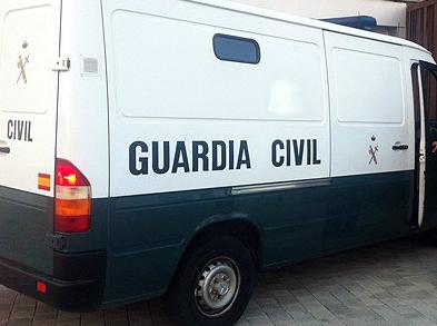 El presunto asesino de Ponte Caldelas recibe el alta médica y pasa a disposición judicial