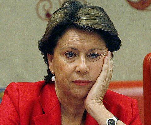 La ex ministra socialista, Magdalena Álvarez