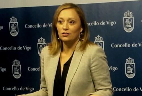 LA portavoz municipal del PP, Elena Muñoz