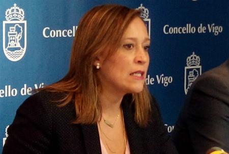 Elena Muñoz, portavoz municipal del Partido Popular/Tresyuno Comunicación
