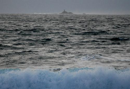 Se retoma la búsqueda de los marineros desaparecidos el viernes al sur de Cíes/Foto:vigoalminuto.com