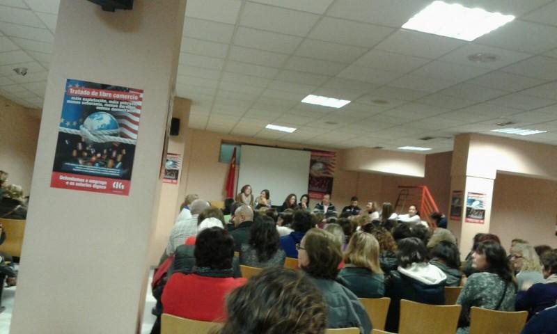 #TraballadoresLinorsa mobilízanse para esixir o que se lles adebeda
