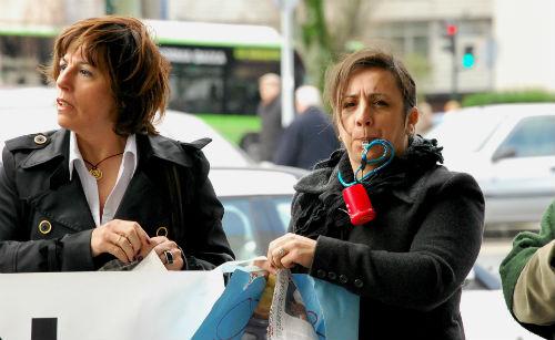 Os datos da Axencia Tributaria indican que a metade das galegas que traballan viven por baixo do limiar da pobreza