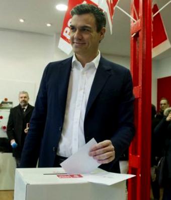 El 75% de los militantes del PSOE dice 'Sí' al pacto con Ciudadanos