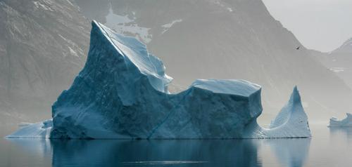 El Ártico, bajo mínimos