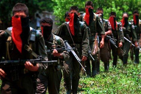 El Gobierno colombiano y la guerrilla ELN inician el proceso de paz
