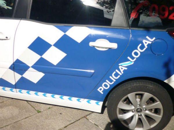 Tres heridos leves en un atropello en la Avenida de Europa
