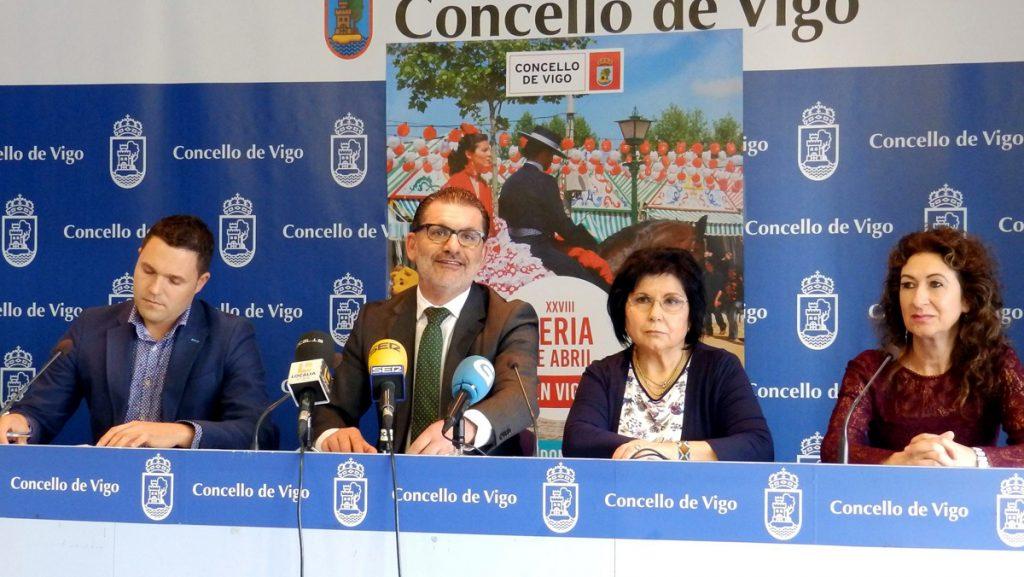 La Feria de Abril llega a Vigo