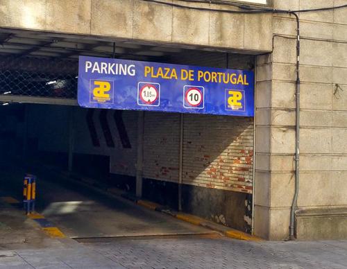 El Concello adjudica provisionalmente la concesión del aparcamiento de la Plaza de Portugal