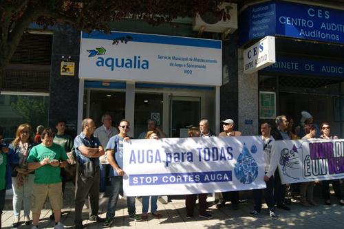 Ningún hogar de Vigo sin agua