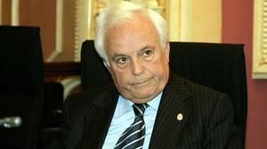 Manuel Baltar, investigado por cohecho y tráfico de influencias por la denuncia a su hijo