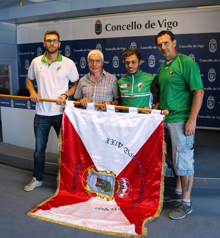 Once tripulacións disputaranse a Bandeira Concello de Vigo de traiñeiras