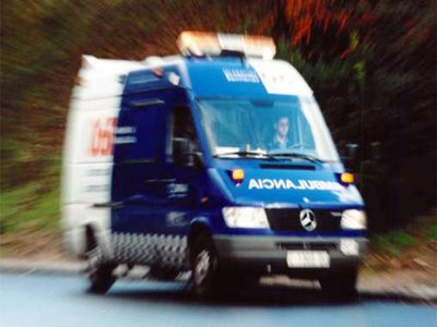 Dos operarios heridos en accidentes laborales en Vigo y Salceda