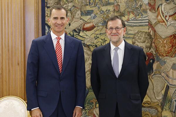 """Rajoy dispuesto a un gobierno en minoría con PSOE y C's si le aseguran una """"mínima lealtad"""""""