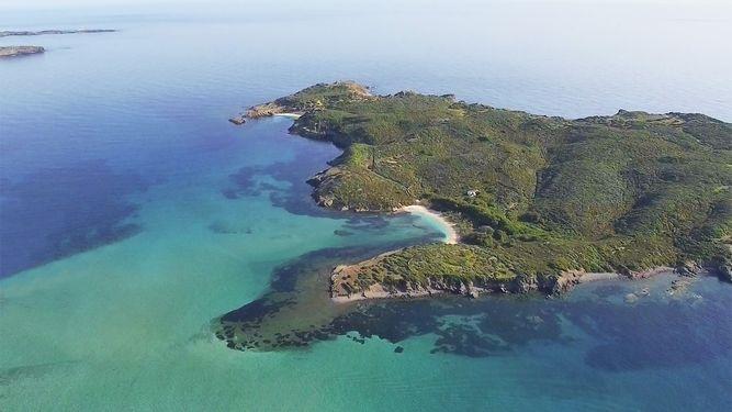 Esta isla al lado de Menorca podría ser toda tuya… por 5 millones de euros