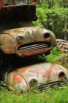 @depo_es retirará os vehículos abandonados en 37 concellos