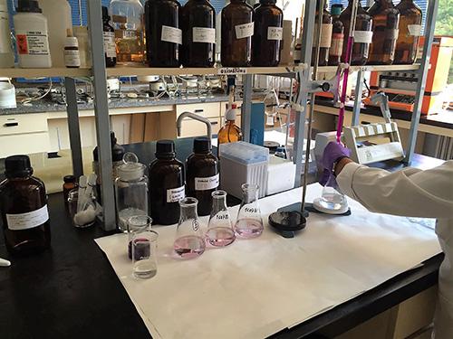 laboratorio municipal