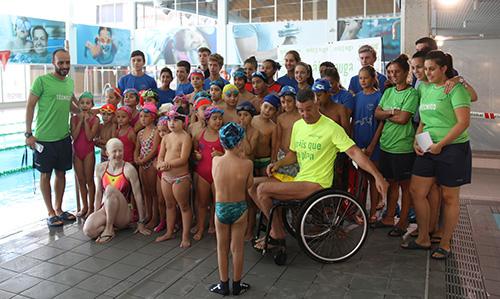 Susana y Chano Rodríguez, preparados para los Juegos Paralímpicos de Río 2016