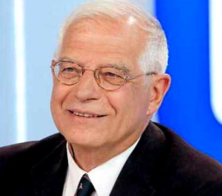 """Josep Borrell en la Ser, """"que yo sepa, el Grupo Prisa no puede cesar al secretario general del PSOE"""""""