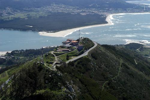 300 atletas competirán contra Álvaro Pino en la subida al monte Santa Tegra