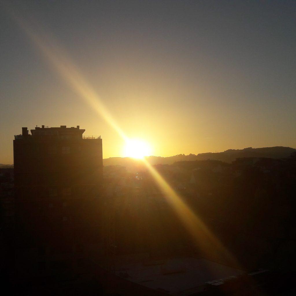 Octubre acaba en Galicia con tiempo primaveral y temperaturas de hasta 23 grados