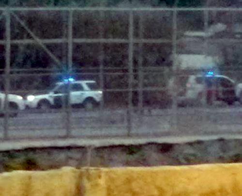 200 inmigrantes intentan saltar la valla en Ceuta