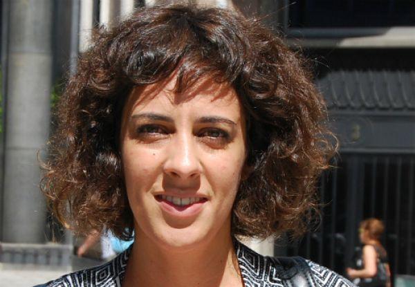 Alexandra Fernández, deputada de En Marea/vigoalminuto.com