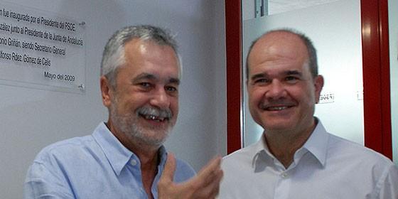 grinan-y-chavez-ex-presidentes-de-la-junta-de-andalucia