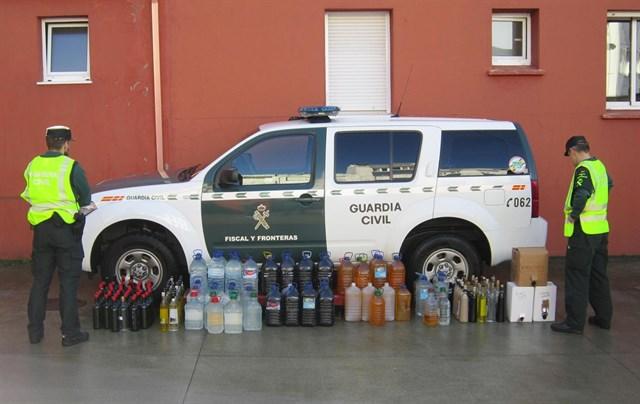 Fotografía: Guardia Civil