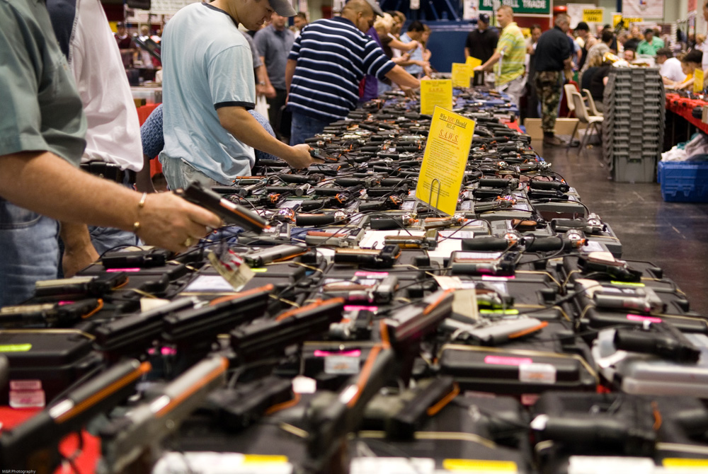 Récord de venta de armas en Estados Unidos durante el Black Friday