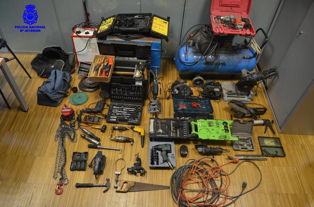 robo-herramientas